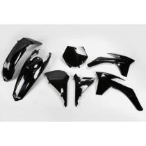 KIT PLASTICHE COMPLETO KTM SX 2011 2012 / SX F 2011 2012 NERO