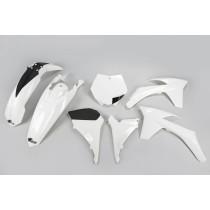 KIT PLASTICHE COMPLETO KTM SX 2011 2012 / SX F 2011 2012 BIANCO