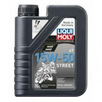OLIO MOTORE LIQUI MOLY STREET 15W50 4T