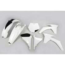 KIT PLASTICHE COMPLETO KTM SX / SX F TUTTI I MODELLI 2011 BIANCO