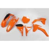 KIT PLASTICHE COMPLETO KTM SX / SX F TUTTI I MODELLI 2011 ARANCIO