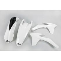 KIT PLASTICHE COMPLETO KTM EXC / EXC F TUTTI I MODELLI 2012 2013 BIANCO
