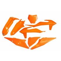 KIT PLASTICHE COMPLETO KTM SX / SX F TUTTI I MODELLI 2019 2020 2021 ARANCIO