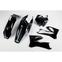 KIT PLASTICHE COMPLETO KTM SX 85 2006 2007 2008 2009 2010 2011 2012 NERO