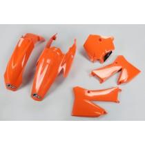 KIT PLASTICHE COMPLETO KTM SX 85 2006 2007 2008 2009 2010 2011 2012 ARANCIO