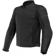 GIUBBOTTO DAINESE PELLE AGILE LEATHER NERO