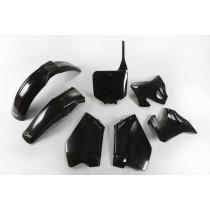 KIT PLASTICHE COMPLETO HONDA CR 125 1995 1996 1997 / 250 1995 1996 NERO