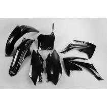 KIT PLASTICHE COMPLETO HONDA CRF 250 R 2010 / CRF 450 R 2009 2010 NERO