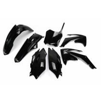 KIT PLASTICHE COMPLETO HONDA CRF 250 R 2011 2012 2013 / 450 R 2011 2012 NERO