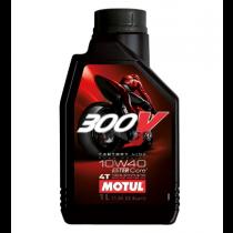 OLIO MOTORE MOTO MOTUL 300V 10W40 4T 300 V