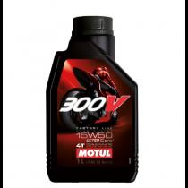 OLIO MOTORE MOTO MOTUL 300V 15W50 4T 300 V