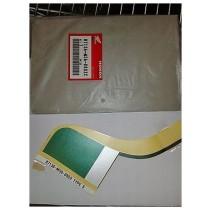 ADESIVO CARENA LATERALE DX ORIGINALE HONDA TRANSALP 600 92-93   87136-MS6-880ZC