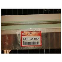ADESIVO STRISCIA LATO ANT. ORIGINALE HONDA CN 250 R 1994 cod. 87559-KS4-880ZC
