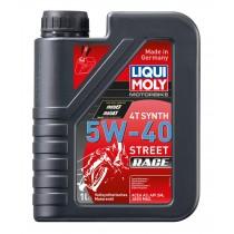OLIO MOTORE LIQUI MOLY STREET RACE 5W40  4T