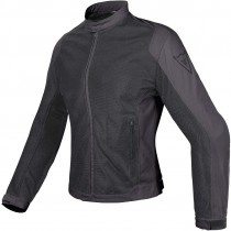 GIUBBOTTO DONNA DAINESE ESTIVO FORATO AIR FLUX D1 LADY NERO