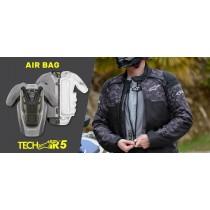 ALPINESTARS TECH-AIR® 5 SYSTEM GILET AIRBAG MOTO NERO GRIGIO
