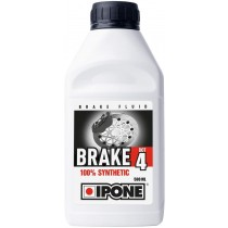 OLIO FRENI IPONE BRAKE 4  DOT 4 - 500 ML