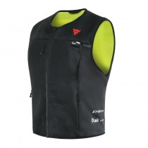 DAINESE SMART JACKET GILET AIRBAG MOTO D-air® NERO TAGLIA S