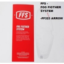 LENTE ESTERNA FFS FOG FIGTHER SYSTEM LS2 ORIGINALE PER FF323 ARROW