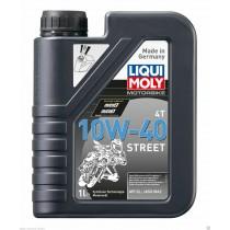 OLIO MOTORE LIQUI MOLY STREET 10W40 4T
