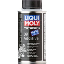 ADDITIVO OLIO LIQUI MOLY MOTORBIKE OIL ADDITIVE PER MOTORI 2T E 4T - 125ml