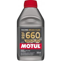 OLIO FRENI MOTUL RBF 660 DOT 4 RACING - 500 ML