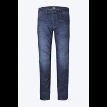 Pantaloni Jeans Moto rinforzi Kevlar protezioni promo jeans RIDER blu taglia 48