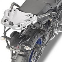 GIVI SR2139 ATTACCO POSTERIORE BAULETTO MONOKEY O MONOLOCK SPECIFICO YAMAHA TRACER 900 / TRACER 900 GT DAL 2018 AL 2019