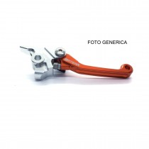 LEVA FRENO CROSS ENDURO TM BREMBO ANTIROTTURA ARANCIO